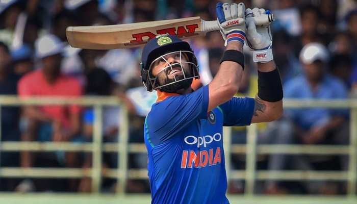 INDvsWI: Virat kohli makes special Records while making his 37th ODI Century