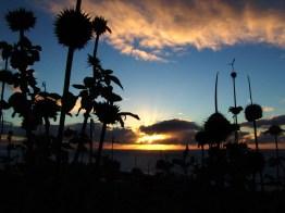 HTH Sunset, St Helena Island