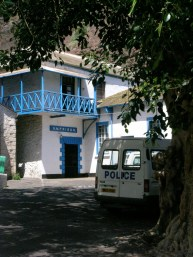Jamestown Prison