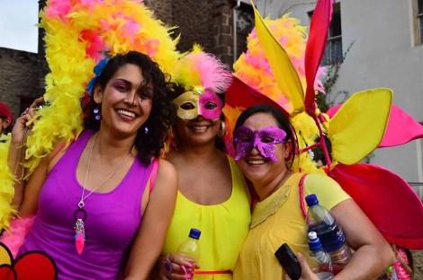 Carnival, St Helena Island