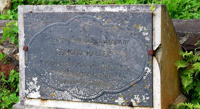 Halleys Observatory