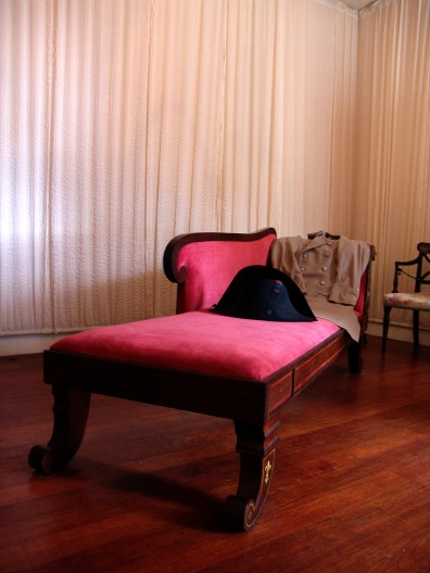 Longwood House Napoleon's Hat