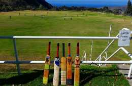 St Helena Island cricket