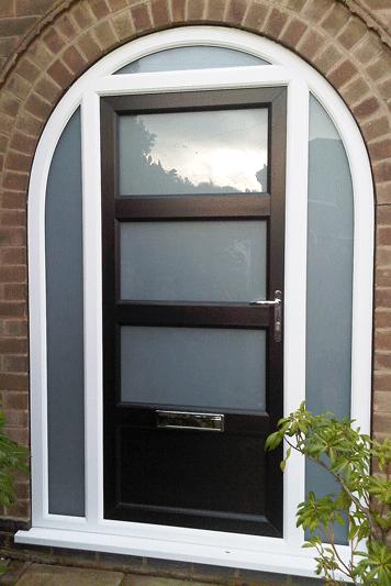 arched doors upvc composite arch