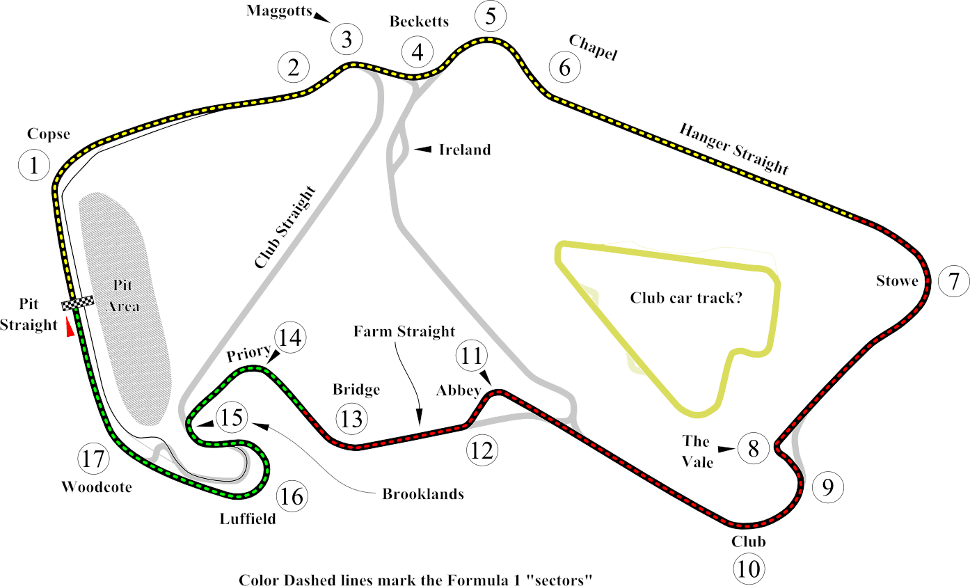 Revamped Silverstone Explained