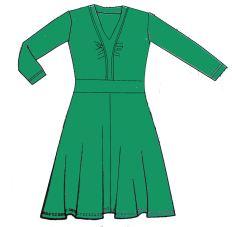 TZ Jerseykleid fashion style 3-17