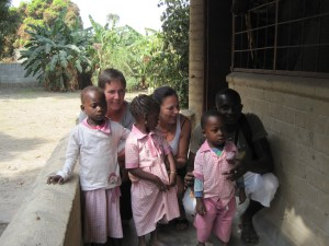 Stichting care4gambia, sponsorkinderen