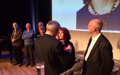 SOS vrijwilliger genomineerd voor VIP speld Zoetermeer
