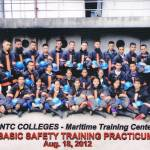 Basic Safety Training 3 | Stichting Sparrow