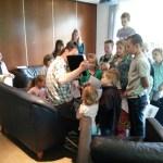 Kindernevendienst 3 | stichting Sparrow
