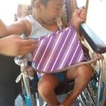 Een rolstoel voor John Lester 5 stichting Sparrow