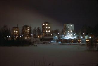 Hagfors Höghusen 1968