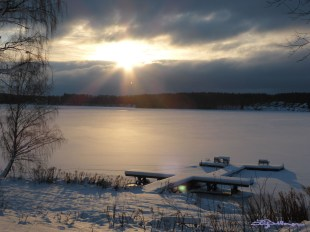 Rådasjön från Uddeholm