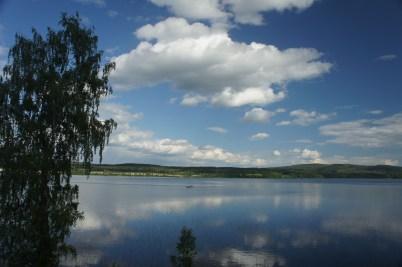 Rådarasta - Rådasjön mot Uddeholm
