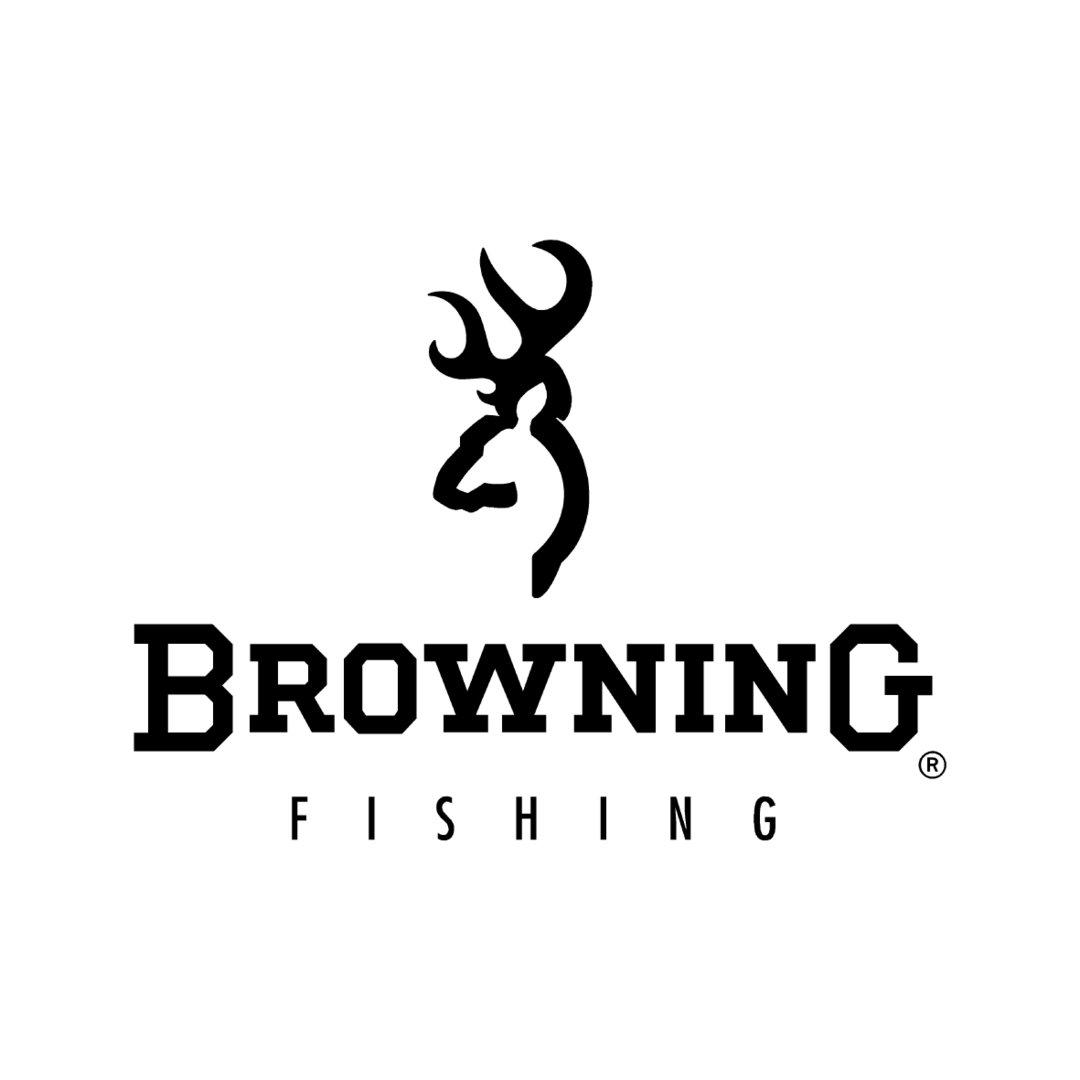 Sticker Browning Ref 1 Marque Materiel Peche Autocollant
