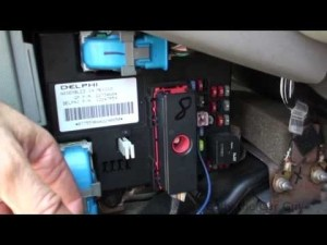 2000 Chevy Malibu Fuse Box | Fuse Box And Wiring Diagram