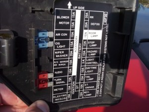 2005 Nissan Maxima Fuse Box | Fuse Box And Wiring Diagram