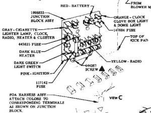 Wiring diagram for 55 chevy bel air | Find image
