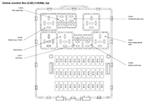 2003 Ford Focus Fuse Box Diagram | Fuse Box And Wiring Diagram