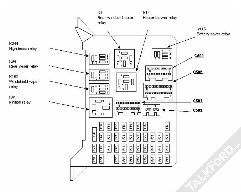 front footwell lighting lighting mk3 mondeo talkford within ford fiesta mk6 fuse box diagram?resize\\d665%2C531\\6ssl\\d1 ford fiesta 2001 fuse panel diagram efcaviation com 2012 ford fiesta fuse box diagram at creativeand.co