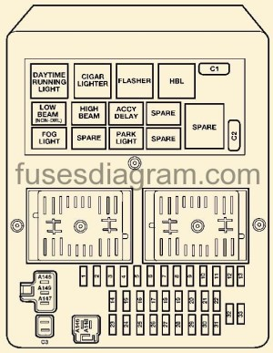 04 Jeep Grand Cherokee Fuse Box Diagram | Fuse Box And