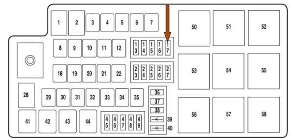 interior fuse panel location ford questions answers with intended for 2005 ford five hundred fuse box diagram 2007 mercury montego fuse box diagram trusted schematics diagram