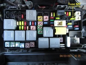 2008 Jeep Wrangler Fuse Box Location   Fuse Box And Wiring