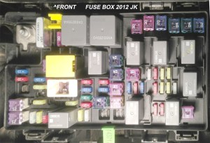 2012 Jeep Wrangler Fuse Box | Fuse Box And Wiring Diagram