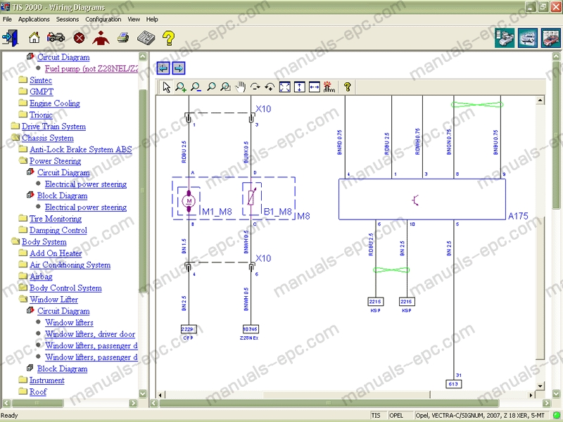 opel zafira 2001 wiring diagram opel zafira wiring diagram download - somurich.com opel zafira fuse box diagram
