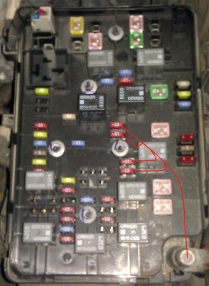 2008 Chevy Cobalt Fuse Box   Fuse Box And Wiring Diagram