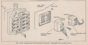 1967 Firebird Fuse Box Diagram | Fuse Box And Wiring Diagram