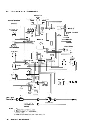 TYPICAL DUCT SMOKE DETECTOR WIRING DIAGRAM  Auto