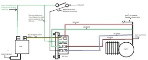 110Cc Chinese Atv Wiring Diagram | Fuse Box And Wiring Diagram