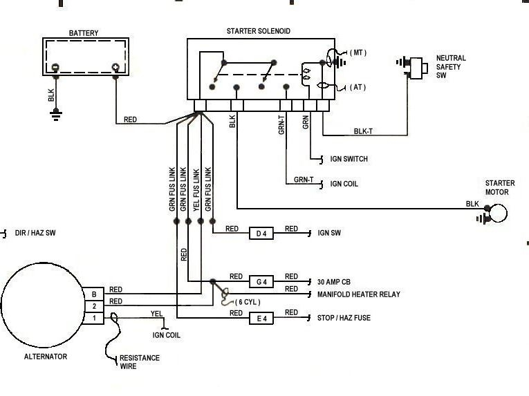 1990 jeep wrangler alternator wiring diagram jeep circuit wiring in 1992 jeep wrangler wiring diagram 1996 camry wiring diagram 1996 toyota camry diagram \u2022 wiring 1990 toyota camry wiring diagram at couponss.co