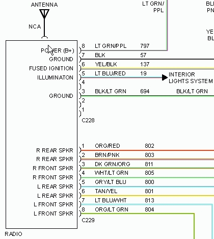 1993 Mustang Stereo Wiring Diagram Best Wiring Diagram 2017 – Isuzu Trooper Stereo Wiring Diagram
