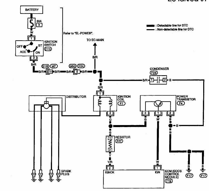 1997 nissan maxima radio wiring diagram 1997 nissan maxima radio intended for 2005 nissan altima wiring diagram 2005 nissan altima wiring diagram nissan wiring diagrams for diy Nissan Altima 2.5 S Problems at reclaimingppi.co