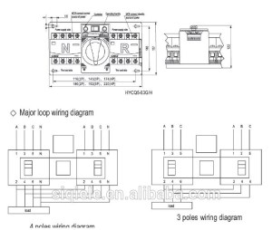3 Phase Isolator Switch Wiring Diagram | Fuse Box And
