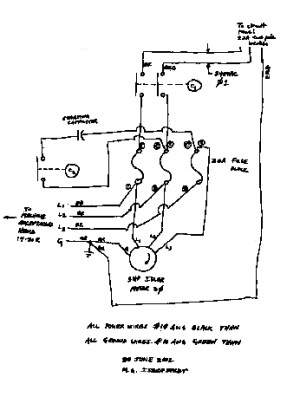 3 Phase Converter Wiring Diagram | Fuse Box And Wiring Diagram