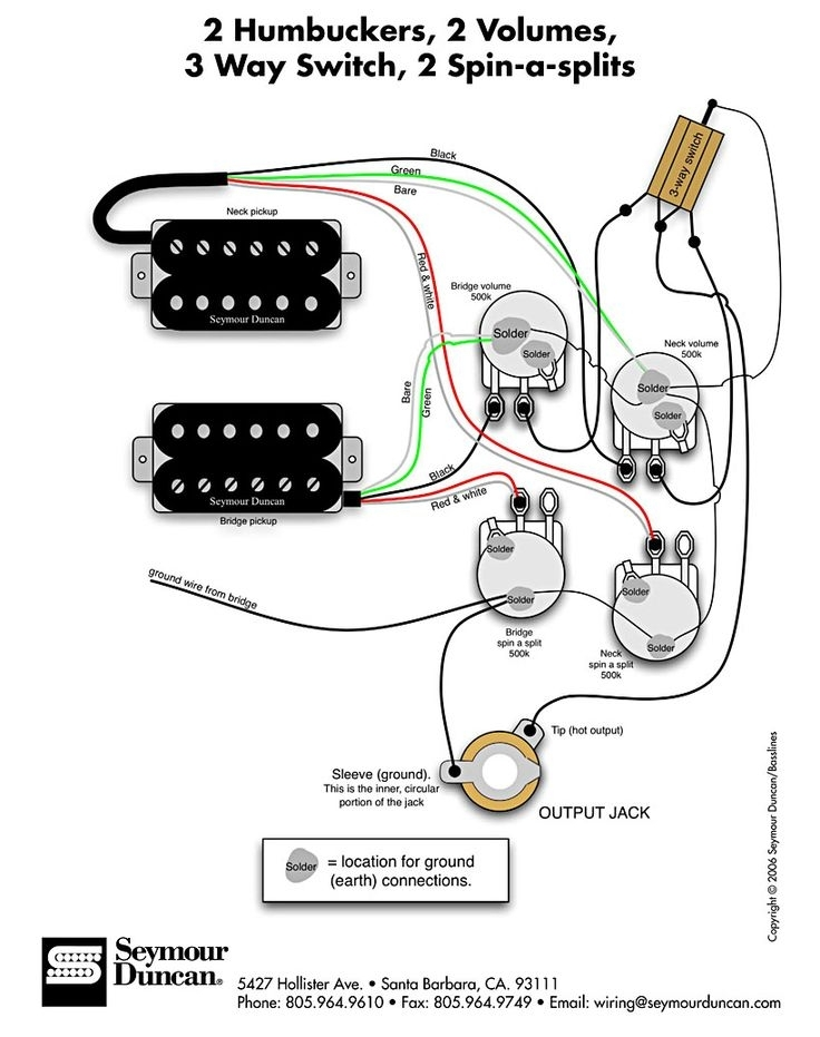 Wiring diagram p90 pickups guitar wiring diagrams 2 pickups p90 pickup wiring diagram dolgular com 34 best guitar pickups wiring diagrams images on pinterest intended for humbucker wiring diagram p90 pickup sciox Gallery