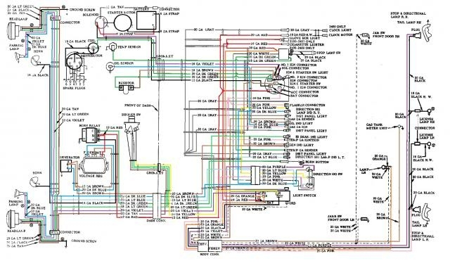 1956 Chevy Ignition Switch Wiring Diagram 1955 Chevy Ignition ...