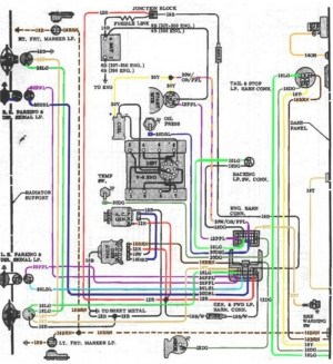 1974 Corvette Engine Wiring Diagram | Fuse Box And Wiring Diagram
