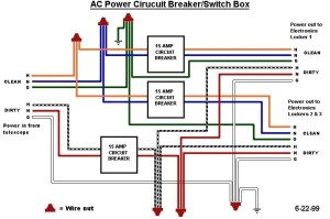 How To Wire A Junction Box Diagram | Fuse Box And Wiring