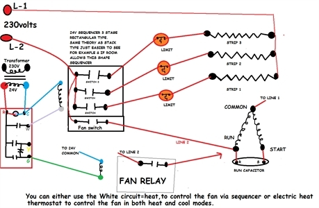 Rheem electric furnace rheem electric furnace wiring diagram Electric Heat Sequencer Wiring Heater Sequencer Oil Burner Wiring-Diagram