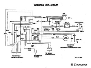 Coleman Rv Air Conditioner Wiring Diagram | Fuse Box And