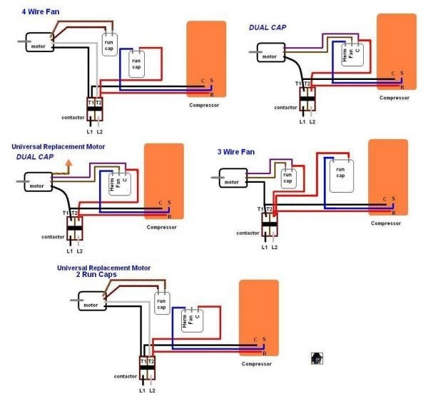 Condenser fan motor wiring diagram in ac condenser fan motor wiring diagram?resize\\\=600%2C559\\\&ssl\\\=1 breathtaking condenser fan motor wiring diagram photos wiring on ac condenser fan motor run capacitor wiring diagram to dayton