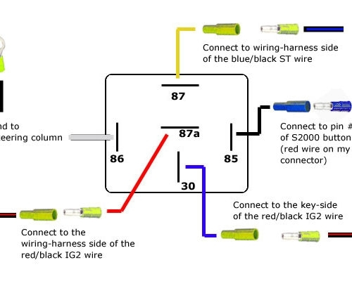 exciting wiring diagram for 5 pin relay inspiring wiring ideas with 5 post relay wiring diagram 2002 chevy trailblazer g1026 wiring diagram chevrolet wiring  at eliteediting.co