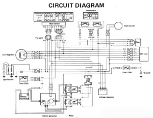 Ez Go Electric Golf Cart Wiring Diagram | Fuse Box And