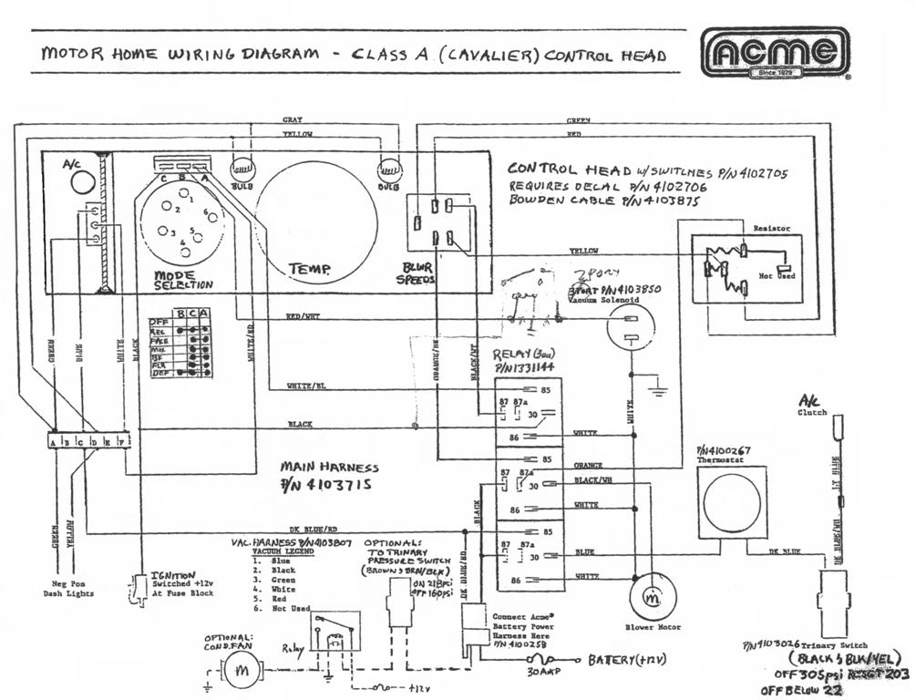 freightliner wiring diagrams hvac   33 wiring diagram