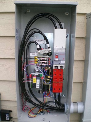 Generac Automatic Transfer Switch Wiring Diagram | Fuse Box And Wiring Diagram