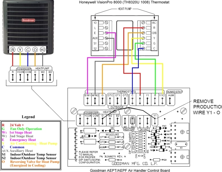 Awesome York Heat Pump Wiring Diagram Ideas Images For Image
